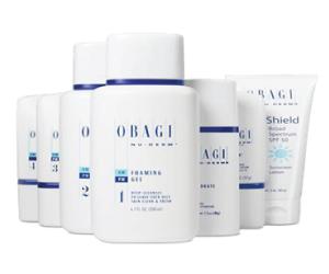 Obaig Chemical Facial Peels