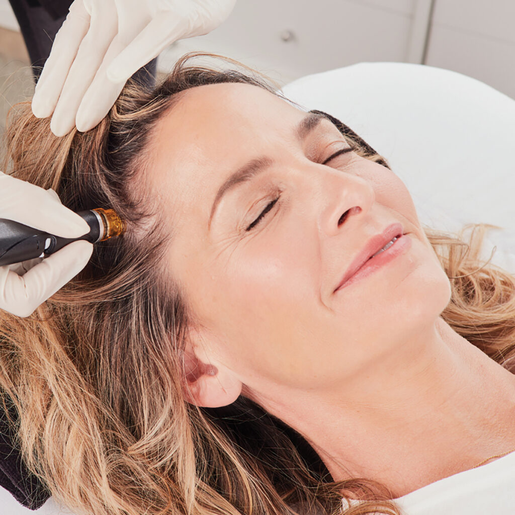 HydraFacial Keravive in Fort Myers